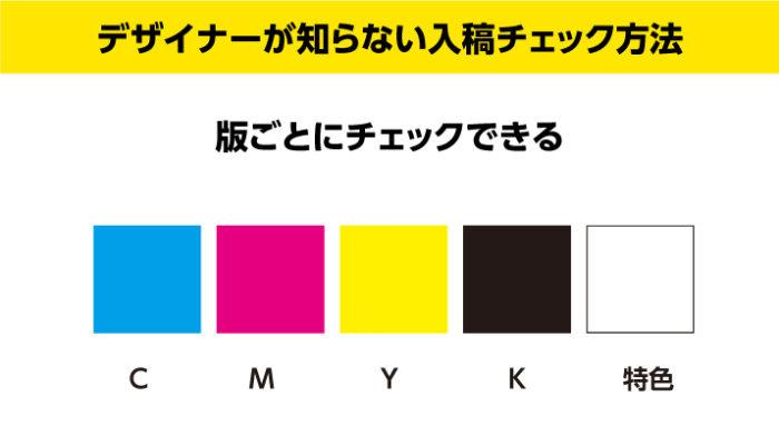 Illustratorの分版プレビューはCMYKの色分解