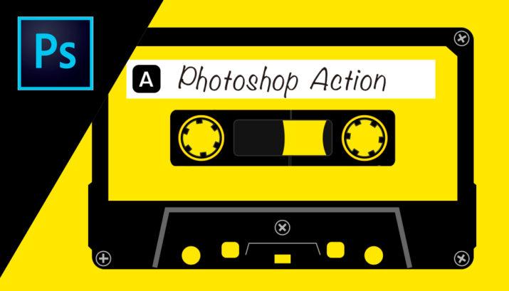 Photoshop アクションの使い方/バッチ、ドロップレットでさらに効率化!